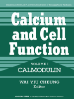 Calcium and Cell Function