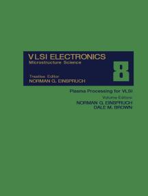 Plasma Processing for VLSI