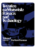 Treatise on Materials Science and Technology
