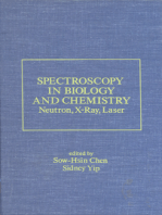 Spectroscopy in Biology and Chemistry