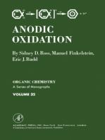 Anodic Oxidation