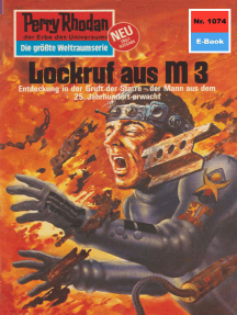 """Perry Rhodan 1074: Lockruf aus M 3: Perry Rhodan-Zyklus """"Die kosmische Hanse"""""""