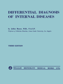 Differential Diagnosis of Internal Diseases: Clinical Analysis and Synthesis of Symptoms and Signs on Pathophysiologic Basis