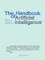 The Handbook of Artificial Intelligence: Volume 3