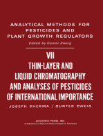 Thin-Layer and Liquid Chromatography and Pesticides of International Importance