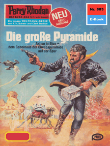 """Perry Rhodan 883: Die große Pyramide: Perry Rhodan-Zyklus """"Pan-Thau-Ra"""""""