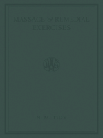 Massage and Remedial Exercises: In Medical and Surgical Conditions