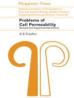 Problems of Cell Permeability