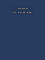 Photoelasticity: Proceedings of the International Symposium Held at Illinois Institute of Technology, Chicago, Illinois, October 1961