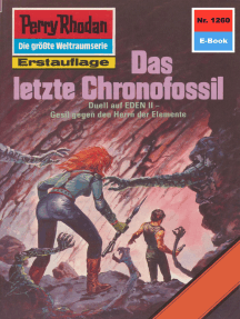 "Perry Rhodan 1260: Das letzte Chronofossil: Perry Rhodan-Zyklus ""Chronofossilien - Vironauten"""