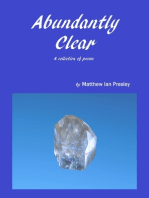 Abundantly Clear