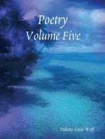 Poetry Volume Five