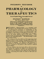 Poulsson's Text-Book of Pharmacology and Therapeutics