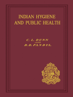 Indian Hygiene and Public Health