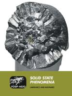 Solid State Phenomena