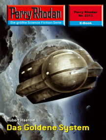 "Perry Rhodan 2313: Das Goldene System: Perry Rhodan-Zyklus ""Terranova"""