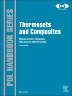 Thermosets and Composites: Material Selection, Applications, Manufacturing and Cost Analysis
