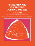 Thermal Stress Analyses