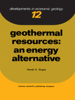 Geothermal Resources: An Energy Alternative