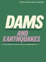 Dams and Earthquakes