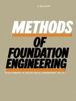 Methods of Foundation Engineering