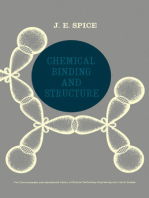 Chemical Binding and Structure
