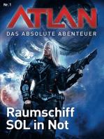 Atlan - Das absolute Abenteuer 1