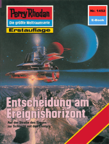 """Perry Rhodan 1452: Entscheidung am Ereignishorizont: Perry Rhodan-Zyklus """"Die Cantaro"""""""
