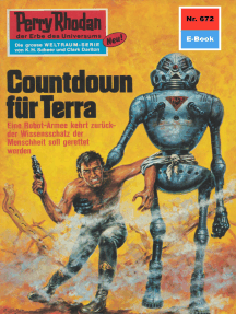 "Perry Rhodan 672: Countdown für Terra: Perry Rhodan-Zyklus ""Das Konzil"""