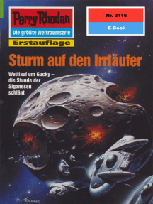 "Perry Rhodan 2116: Sturm auf den Irrläufer: Perry Rhodan-Zyklus ""Das Reich Tradom"""