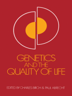 Genetics and the Quality of Life