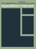 The Chemistry of Organolithium Compounds