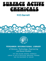 Surface Active Chemicals