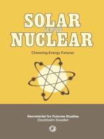 Solar Versus Nuclear