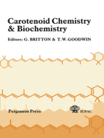 Carotenoid Chemistry and Biochemistry
