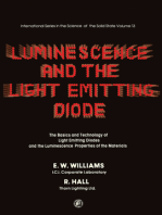 Luminescence and the Light Emitting Diode