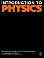 Introduction to Physics: Mechanics, Hydrodynamics Thermodynamics