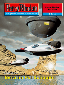 "Perry Rhodan 2320: Terra im Psi-Schauer: Perry Rhodan-Zyklus ""Terranova"""