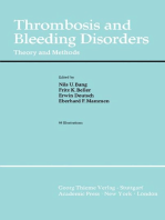 Thrombosis and Bleeding Disorders: Theory and Methods