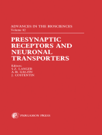 Presynaptic Receptors and Neuronal Transporters