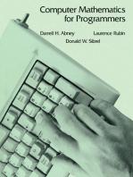 Computer Mathematics for Programmers