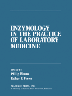 Enzymology in the Practice of Laboratory Medicine