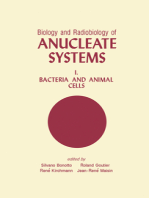 Biology and Radiobiology of Anucleate Systems