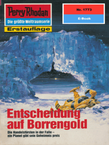 "Perry Rhodan 1773: Entscheidung auf Borrengold: Perry Rhodan-Zyklus ""Die Hamamesch"""