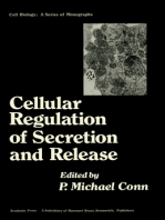 Cellular Regulation of Secretion and Release
