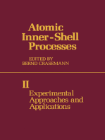 Experimental Approaches and Applications