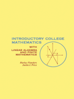 Introductory College Mathematics