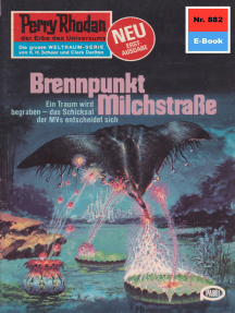 "Perry Rhodan 882: Brennpunkt Milchstraße: Perry Rhodan-Zyklus ""Pan-Thau-Ra"""