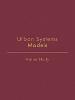 Urban Systems Models