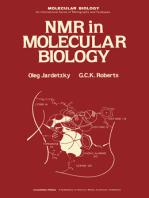 NMR in Molecular Biology